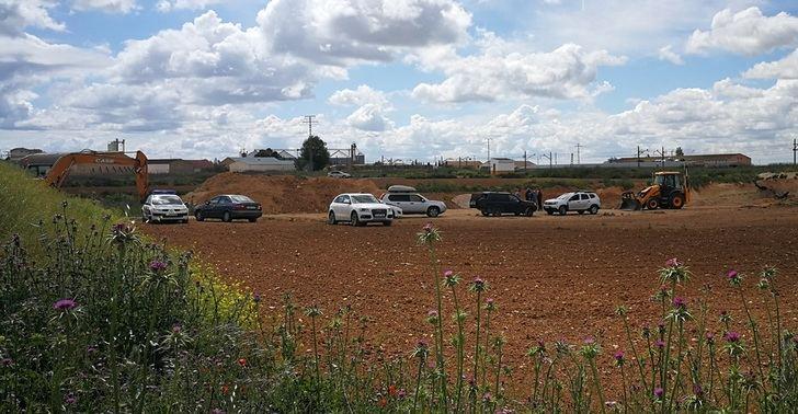 Es el lugar donde se encontraron los restos y que investiga la Guardia Civil.