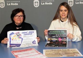 La Concejalía de Juventud de La Roda presenta divertidas propuestas para esta Navidad