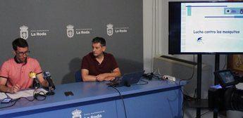 El Ayuntamiento de La Roda intentará tomar medidas ante el incremento de mosquitos en la localidad