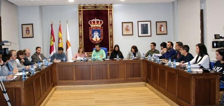 El Pleno del Ayuntamiento de La Roda aprobó la modificación de diversas ordenanzas fiscales, con aumento de varias