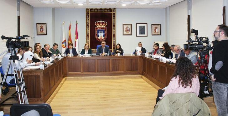 El pleno del Ayuntamiento de La Roda aprueba, por unanimidad, su participación en el Plan de Obras de 2019