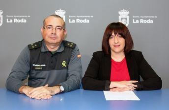 La Roda prepara los actos conmemorativos del 175 aniversario de la Guardia Civil