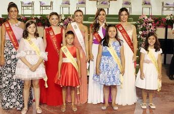 La Roda ya tiene reina de las fiestas 2018 en la persona de la joven María García-Calvo Charco