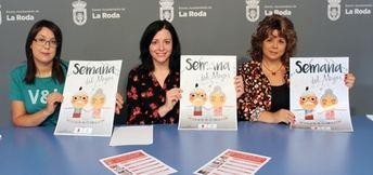 Se celebra en La Roda la XIII Semana del Mayor, del l 1 al 3 de octubre