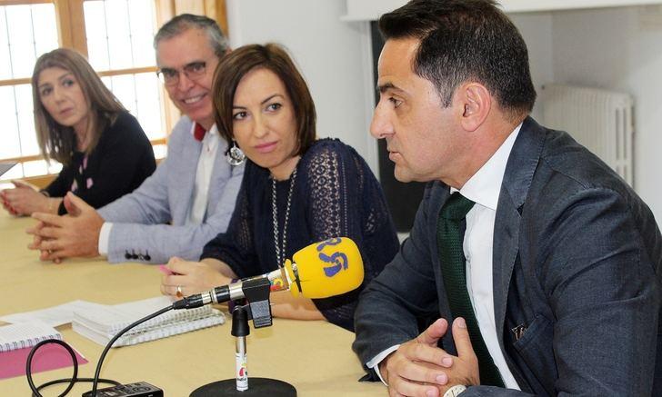 Éxito de convocatoria en las jornadas 'Avanzando contra la violencia de género' de La Roda