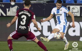 El Albacete perdió en Leganés ante un rival crecido y con mucha confianza (3-1)