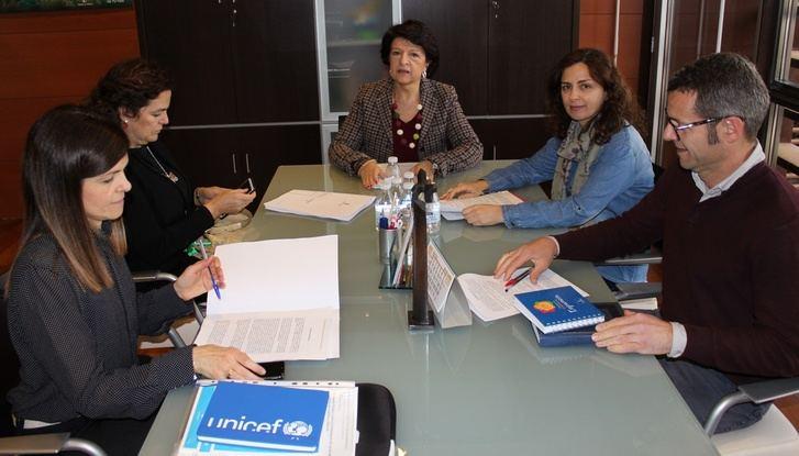 La Junta continúa preparando el borrador de la futura Ley de Infancia y Familias de Castilla-La Mancha