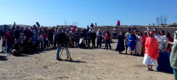 Las VII Jornadas de Recreación Histórica Iberorromanas de Lezuza, un regreso al pasado