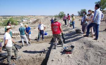 Libisosa, en Lezuza (Albacete) será el sexto parque arqueológico de Castilla-La Mancha antes de que acabe el año