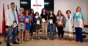 El stand de la Diputación de Albacete en Feria, sala de lectura para la presentación del libro de relatos: 'Nos vemos en el Pincho'
