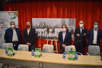 El Teatro Circo acogerá una gala el 21 de octubre para la presentación del libro '111 Goles. Historia de un récord'