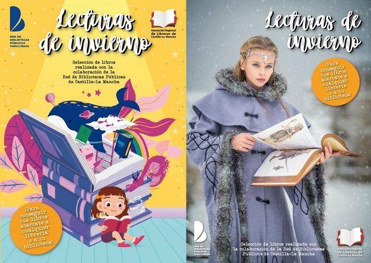La Junta de Castilla-La Mancha recomienda 27 libros para fomentar la lectura entre niños y jóvenes en Navidad