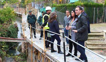 La CHS realiza diversas obras en Liétor con un presupuesto de casi 93.000 euros