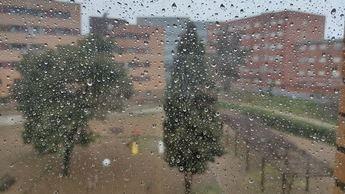 Un frente dejará este domingo precipitaciones generalizadas y las temperaturas bajarán en casi toda España