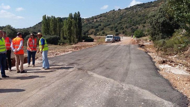 Los municipios de La Manchuela afectados por las tormentas podrán acceder a diferentes ayudas