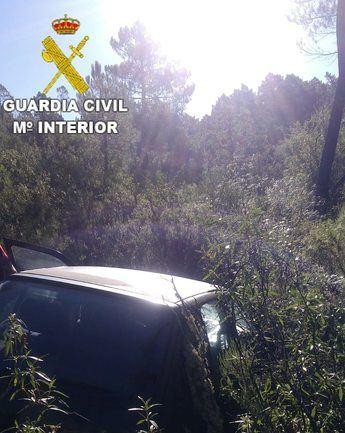 Localizado un hombre de 79 años desaparecido en Garaballa (Cuenca) cuando salió a pasear