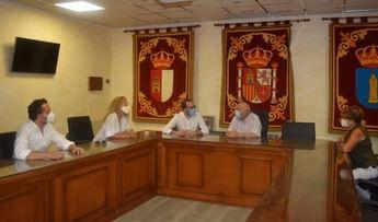 La Diputación garantiza a Montealegre del Castillo el abastecimiento de agua con obras de reprofundización