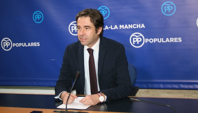 """Robisco (PP) denuncia el 'estado lamentable"""" de las ambulancias en las provincias de Ciudad Real, Guadalajara y Albacete"""