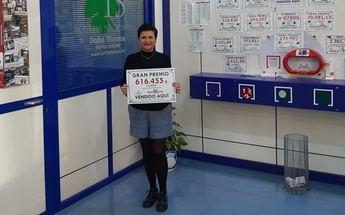 Un único acertante de Albacete logra un premio de de 616.455 euros en la Bonoloto
