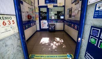 La Lotería Nacional deja parte de un primer premio en la provincia de Cuenca