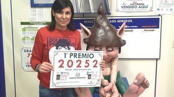 Hellín y Tarazona de la Mancha venden el primer premio de la Lotería del sábado