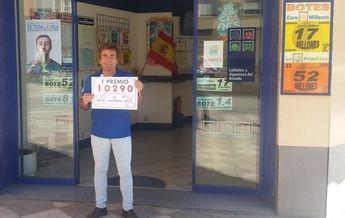 Vendido en Albacete el primer premio de la lotería del jueves, en la calle Miguel López de Legazpi
