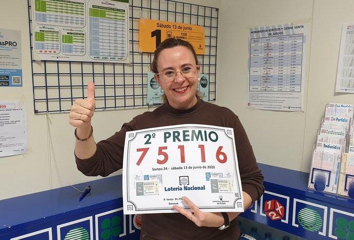 Vendido en Socovos (Albacete) y La Solana (Ciudad Real) el segundo premio de Lotería Nacional del sábado