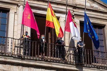 Entra en vigor el luto nacional durante diez días, el más largo de la democracia en España
