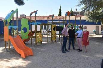 El Ayuntamiento de Madrigueras acomete mejoras por más de 80.000 euros en con ayuda de la Diputación de Albacete