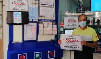 Premio de un millón en el Euromillones para un boleto validado en Madrigueras (Albacete)