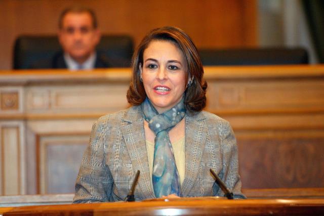 Magdalena Valerio, que ha tenido varios cargos en Castilla-La Mancha, nueva ministra de trabajo