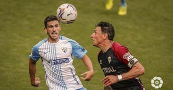 El Albacete pierde en Málaga (2-0) y da otro paso hacia el descenso