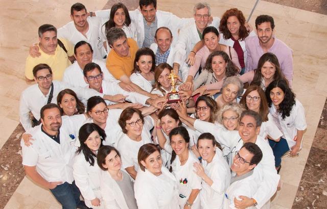 El Hospital Alcázar premiado en el congreso mundial más importante de Oftalmología