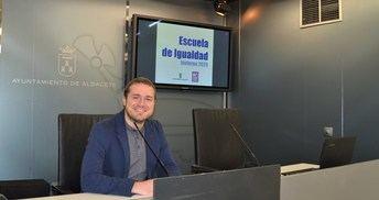 El Ayuntamiento de Albacete tiene cerradas las actividades del primer trimestre del programa 'Escuela de Igualdad'