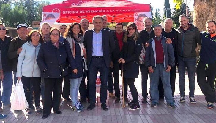 El PSOE de Albacete reafirma su compromiso por defender una PAC