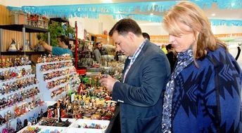 La feria de coleccionismo de juguetes 'Albatoy' abrió sus puertas en Albacete