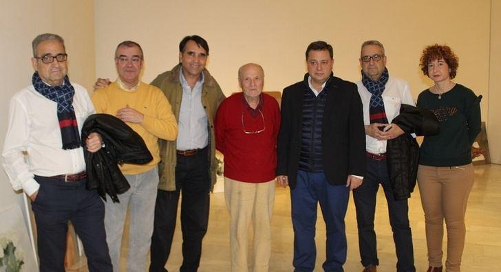 Entrega de premios y clausura del X Curso de la Catedra Extraordinaria Antonio López, en Albacete