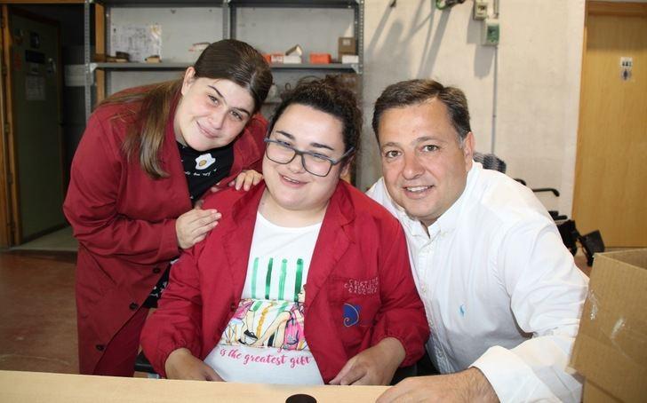 Manuel Serrano (PP) asegura que promoverá la inclusión laboral de las personas con discapacidad