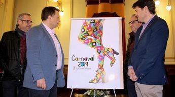 El cartel del Carnaval 2019 de Albacete recuerda lugares emblemáticos de la ciudad