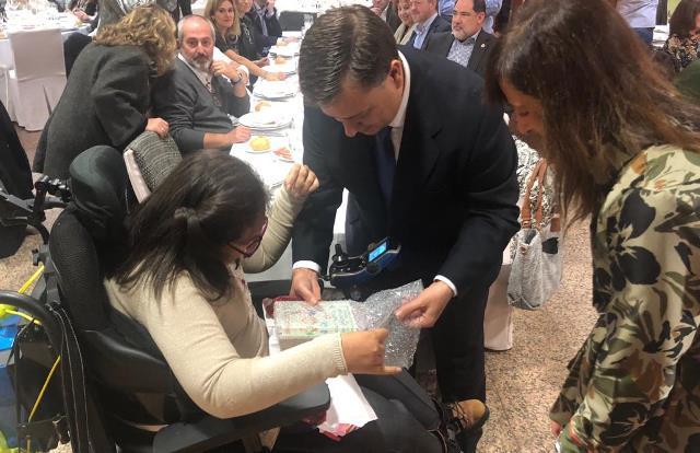 El Ayuntamiento de Albacete amplia el bono 'Contigo' a personas con el 33% de discapacidad