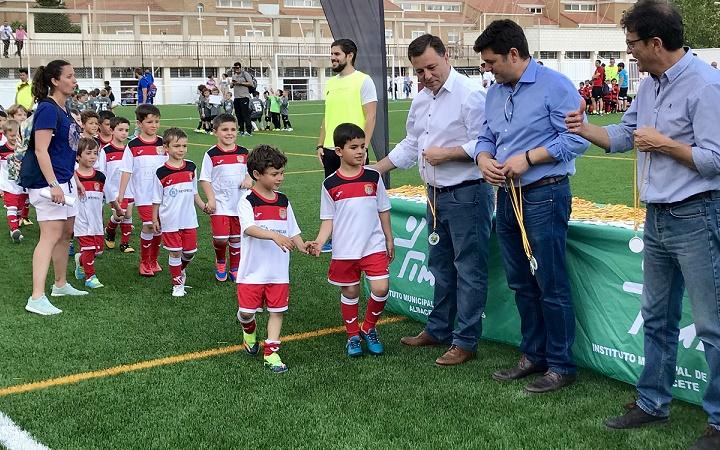 Comienzan las clausuras de los Juegos Deportivos Municipales de Albacete