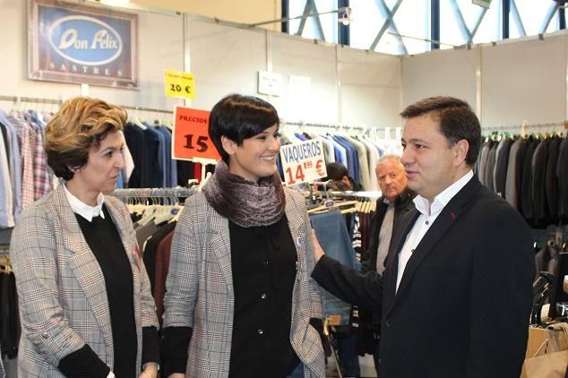 Comercia, la Feria de liquidación y stock de Albacete, abrió sus puertas hasta el domingo