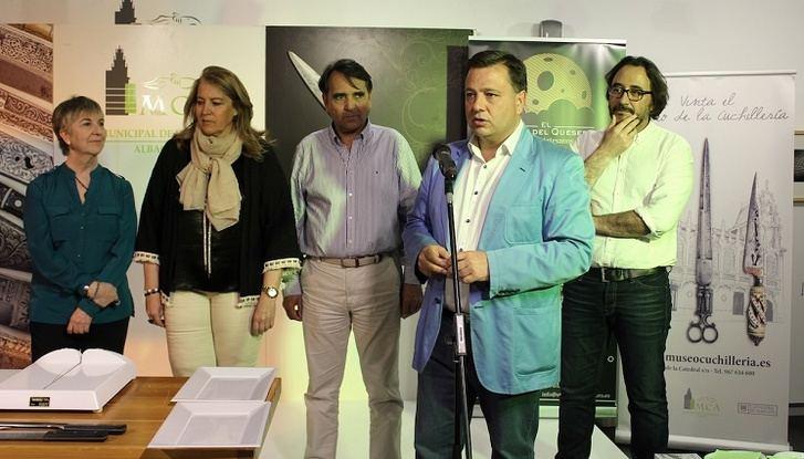 Albacete será la capital mundial de la Cuchillería el año 2020