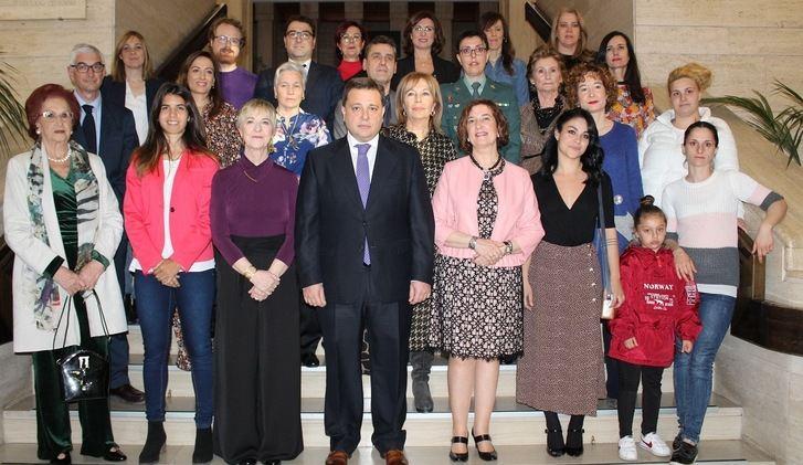 Albacete también tuvo sus reconocimientos con motivo del Día Internacional de la Mujer