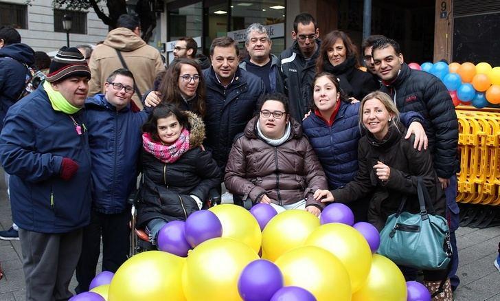 El Ayuntamiento de Albacete apoya a los colectivos que celebran el Día de las personas don discapacidad