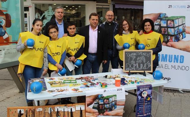 Albacete también celebra el día del Domund en apoyo a diferentes misiones