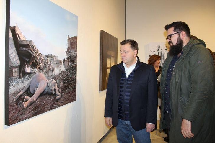 Inaugurada en Albacete la exposición colectiva 'Naturalezas.. muertas'