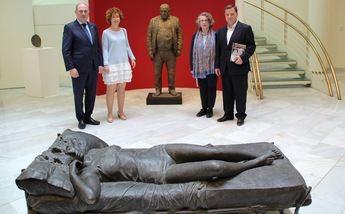La exposición de Julio López en Albacete consta de 75 obras y estará abierta hasta el 7 de julio