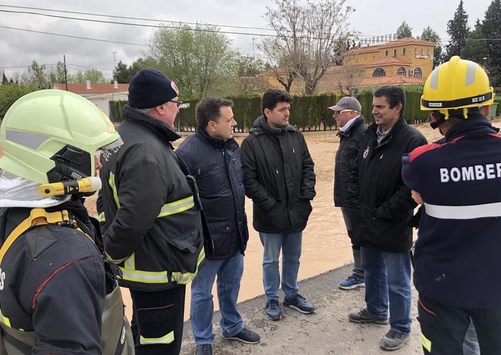 El alcalde de Albacete pide al Gobierno de Pedro Sánchez que agilice la solución para las inundaciones