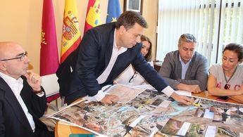 Ayuntamiento, Gobierno y CHJ buscan soluciones a las posibles inundaciones en varias zonas de Albacete